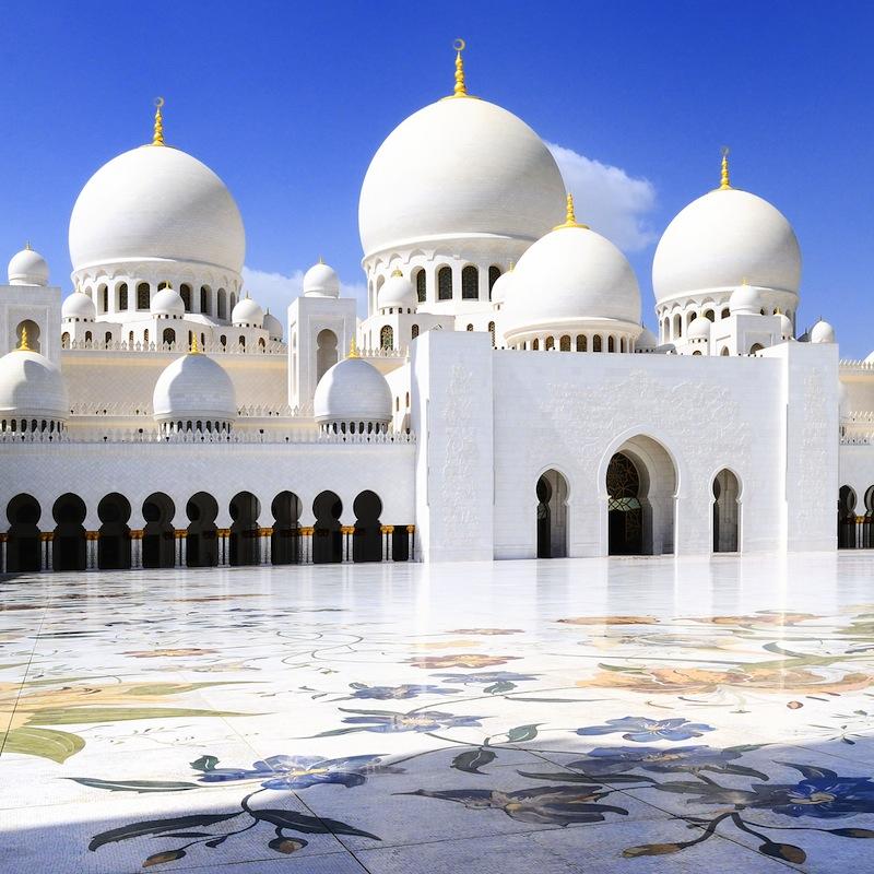 heikh Zayed White Mosque jpg