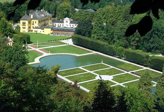hellbrunn castello salisburgo