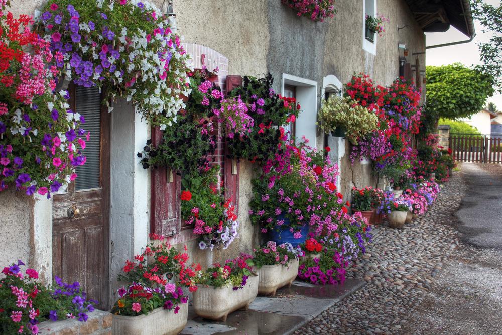 house at Albens Savoie France