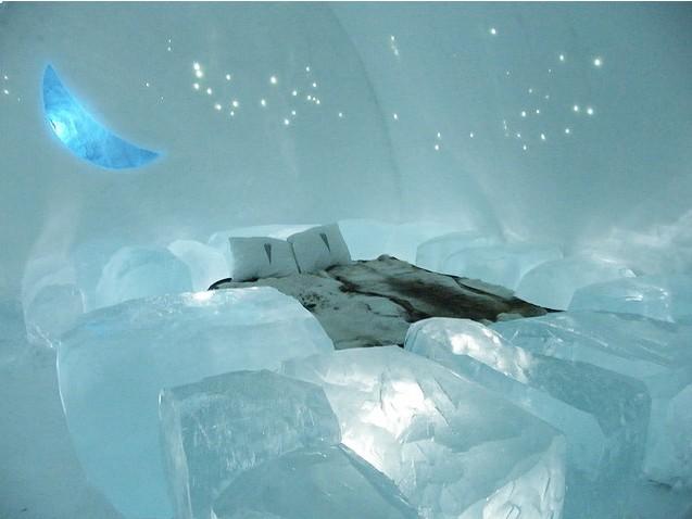 ice hptel lapponia