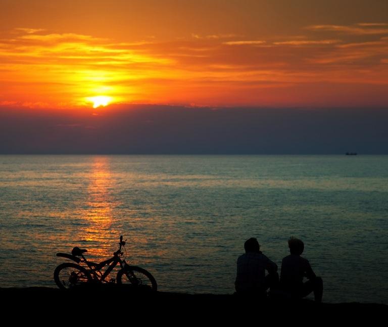 innamorati bici