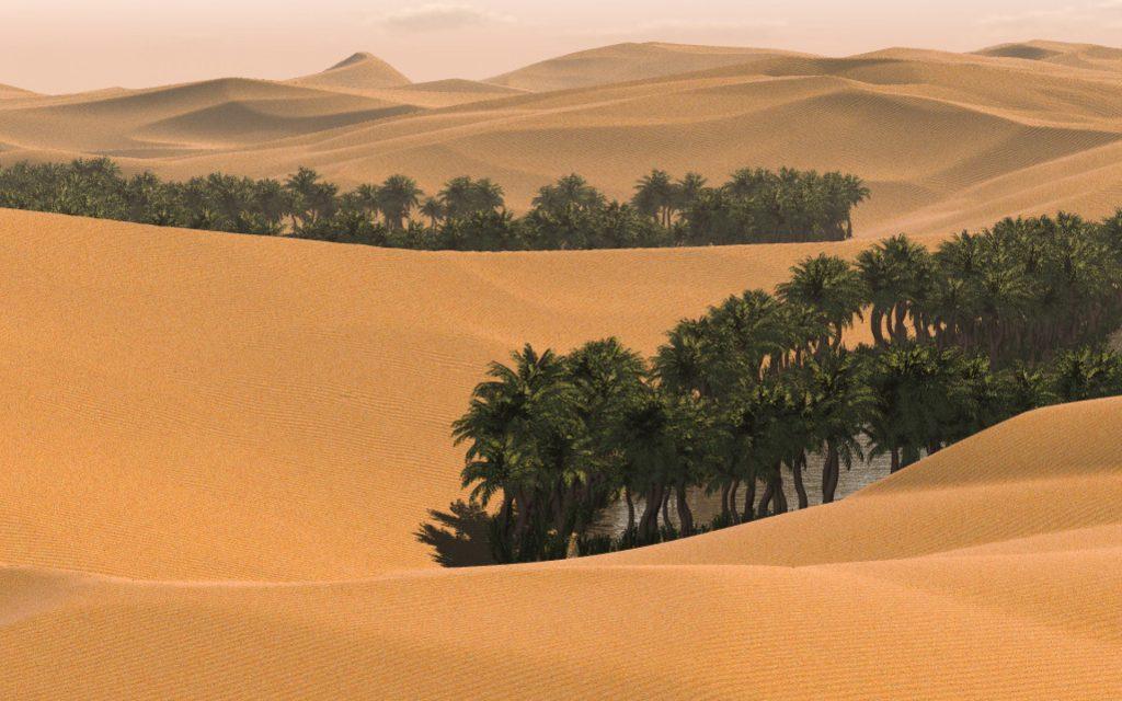 iran deserto