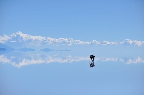 lago boliviaù