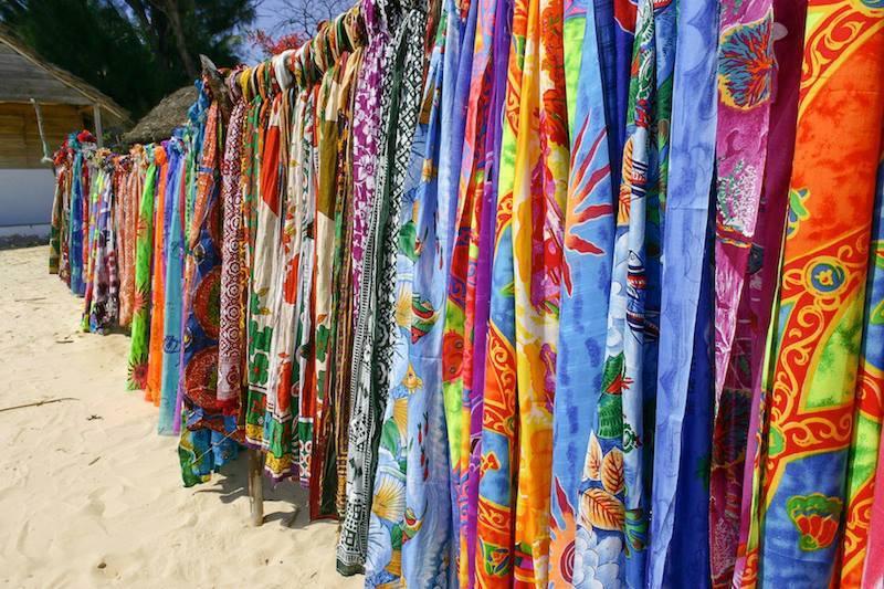 madagascar foulard