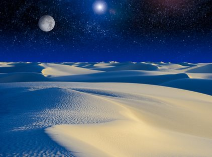 mongolia deserto