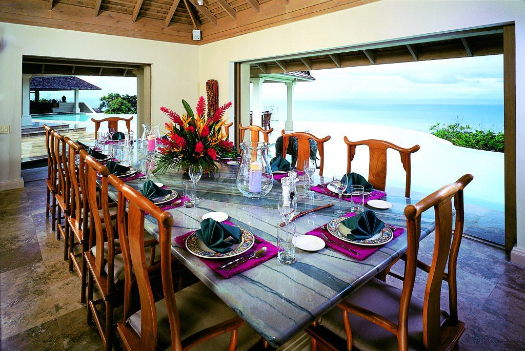 montego bay giamaica cena
