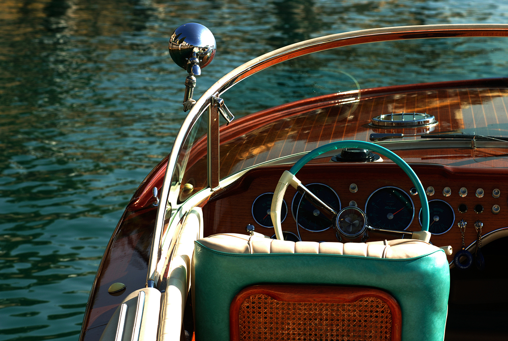 motoscafo riva lago di como