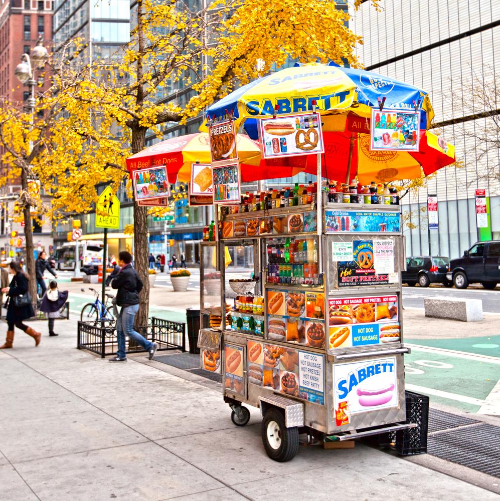 Mangiare a New York