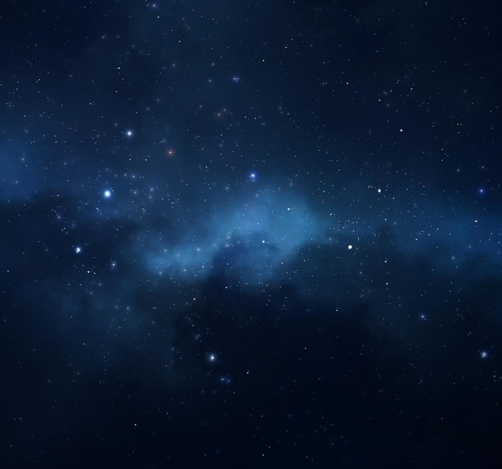 nuvola stelle