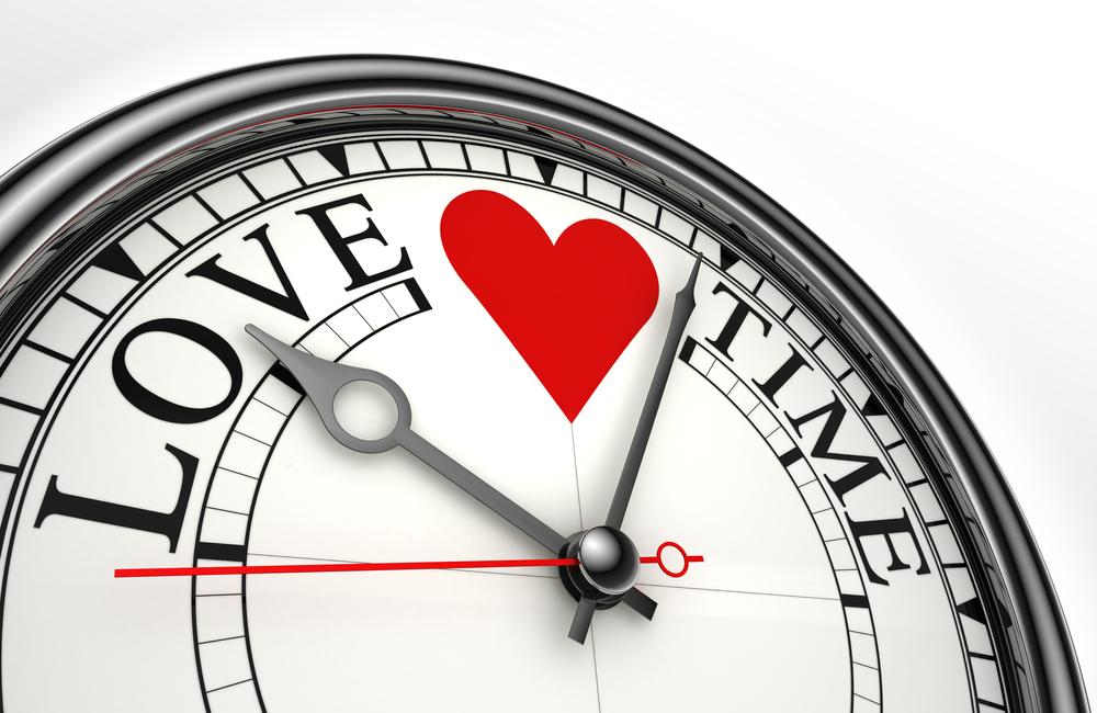 orologio amore