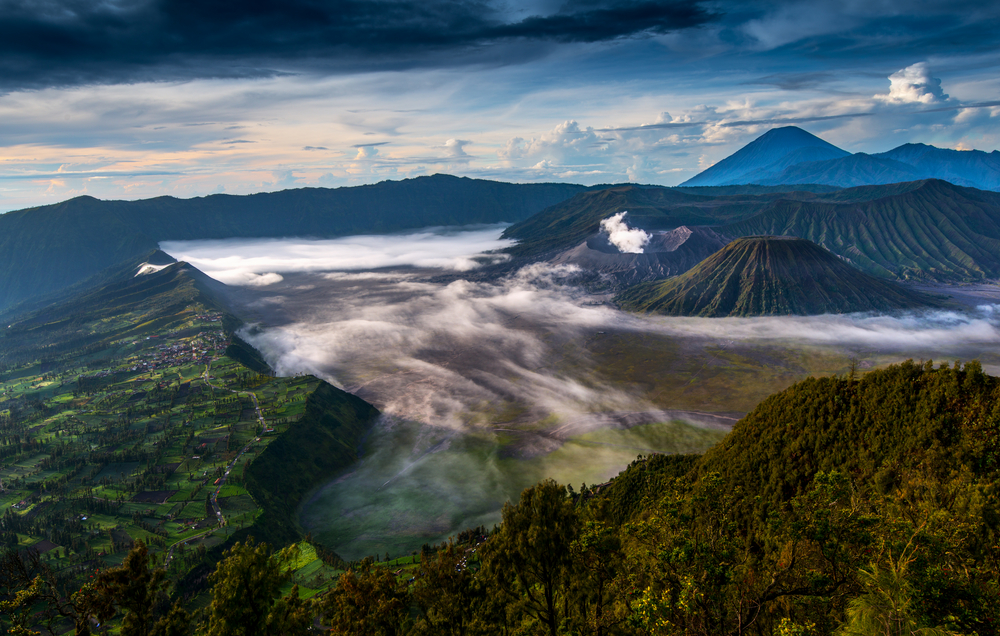 pinajagan 1 atmosphere mountain bromo Indonesia