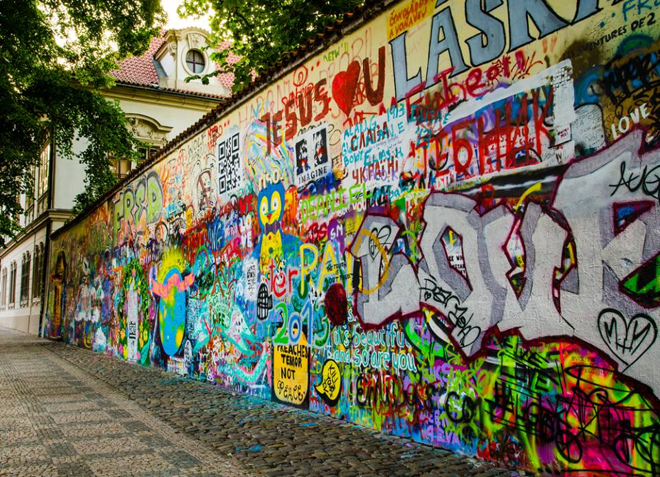 praga muro