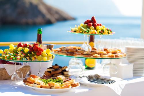 pranzo buffet