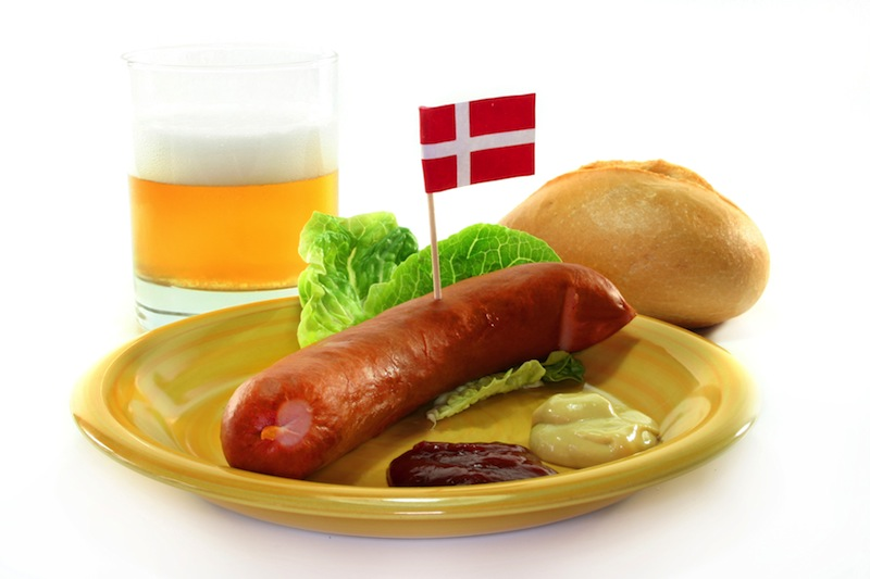 pranzo danese