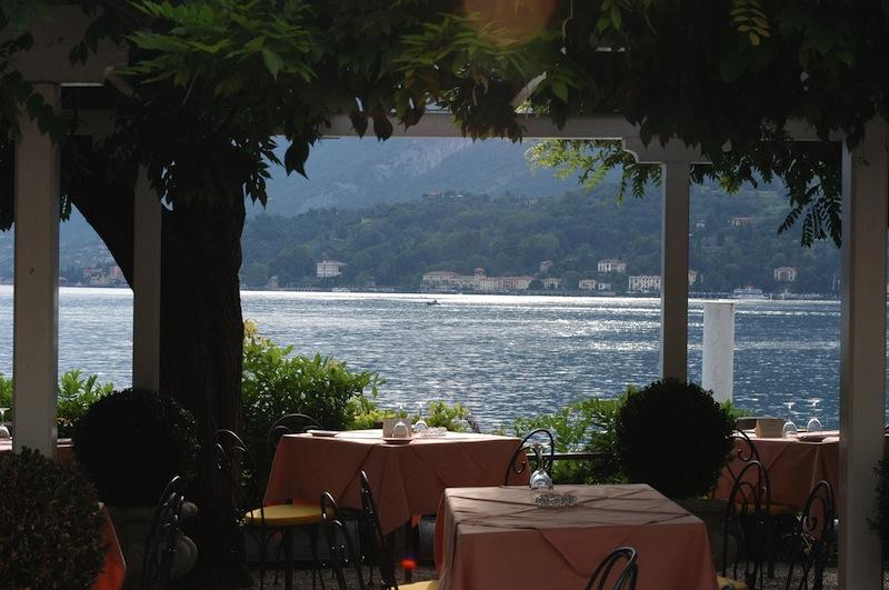 pranzo lago