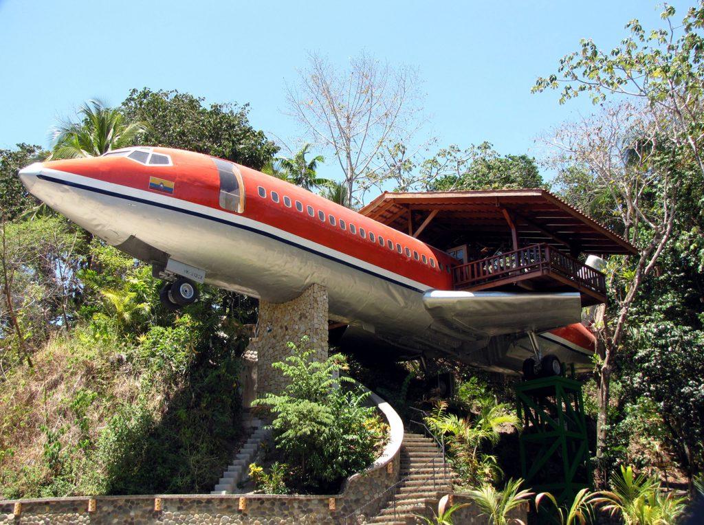 ristorante aereo