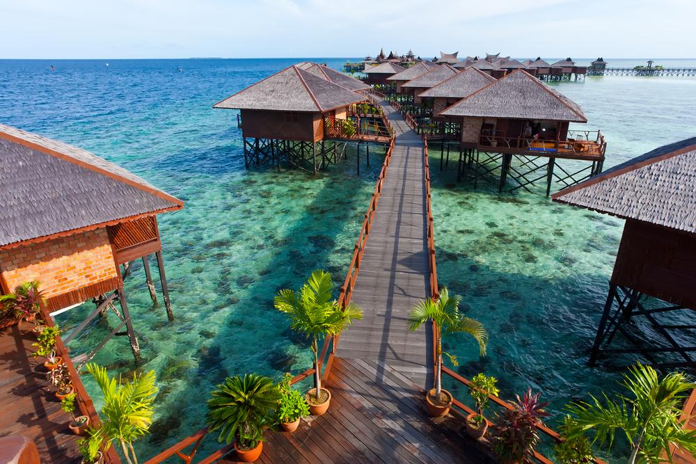 sTropical island resort9