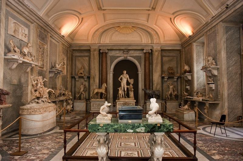 sala museo vaticano