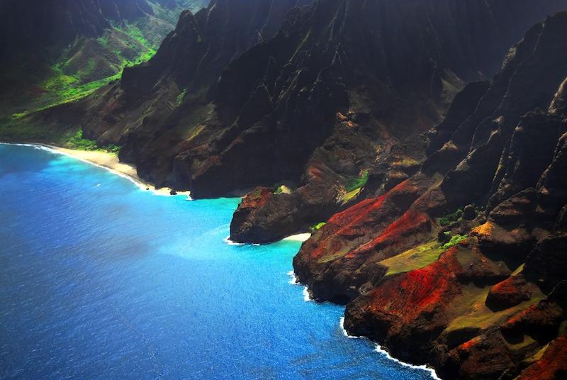 sland of Kauai Hawaii