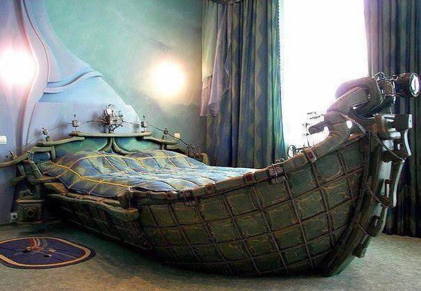 sogni avventura letto barca_n