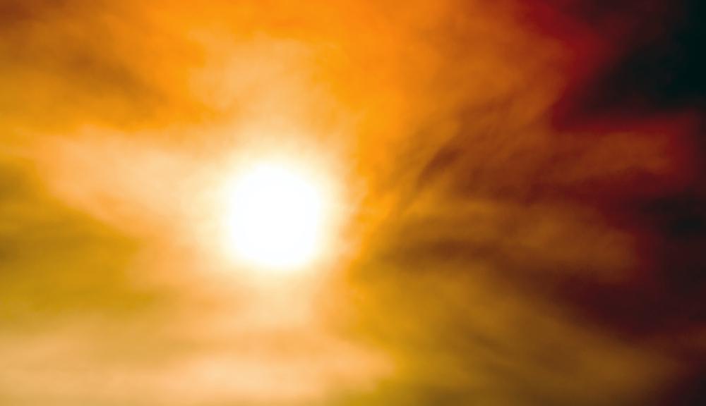 sole deserto sabbia