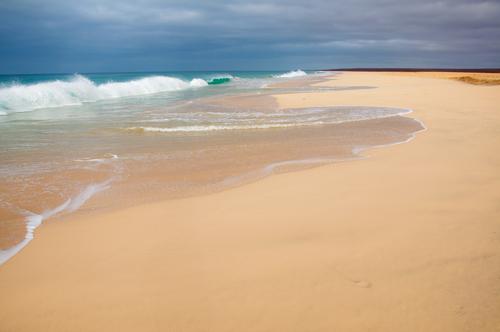 spiaggia capo verde