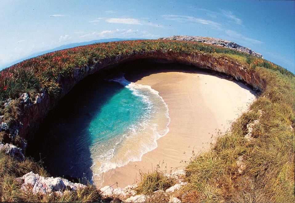 spiaggia messico