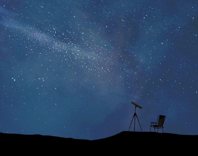 stelle telescopio