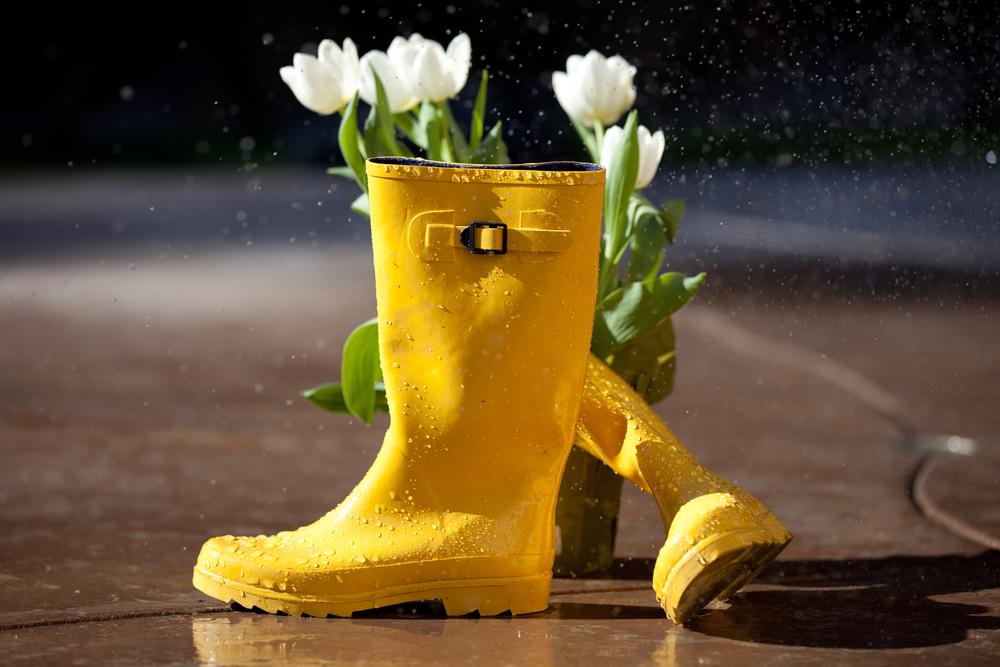 stivali pioggia