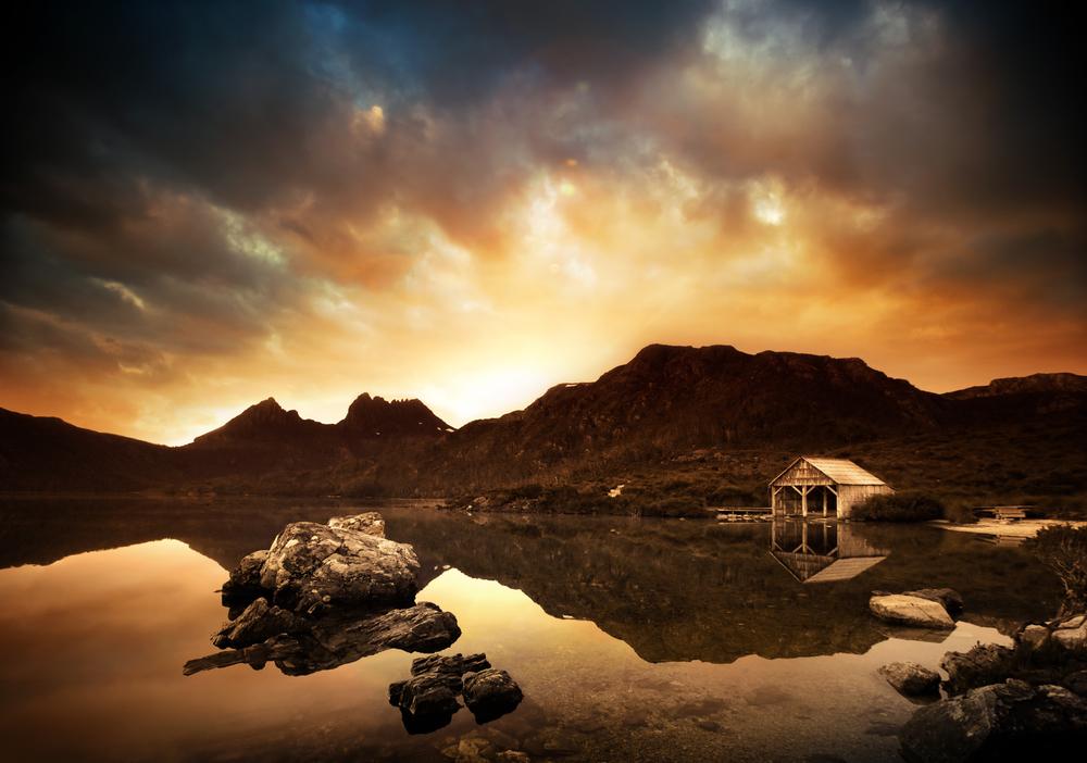 tasmania sunset4