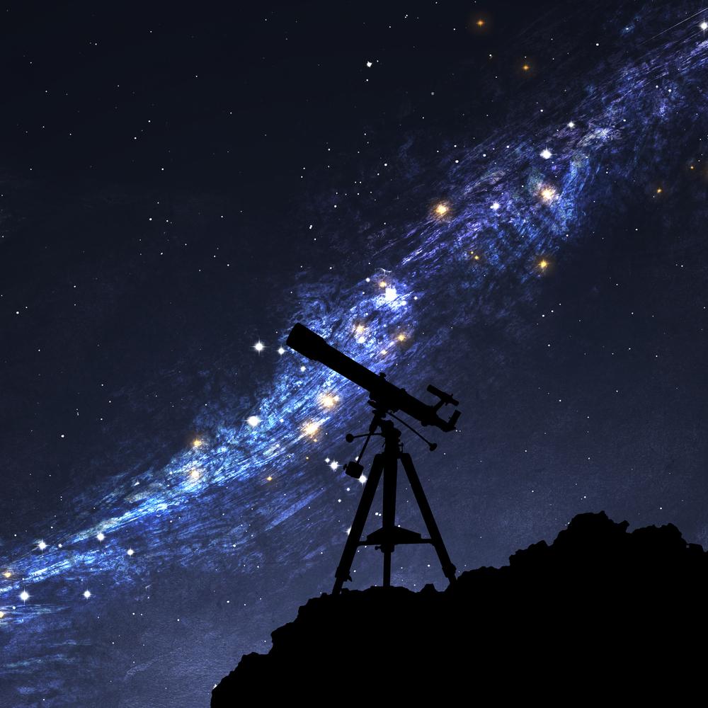 telescopio stelle
