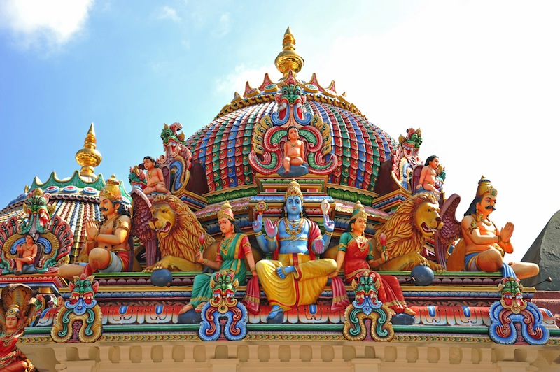 tempio indu india
