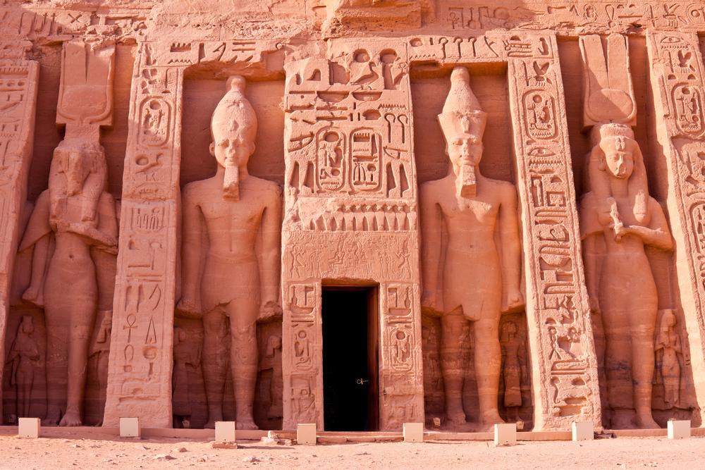 Abul Simbel fra storia e leggenda