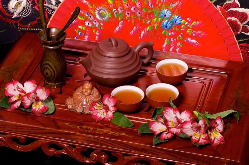 Giappone, la cerimonia del té