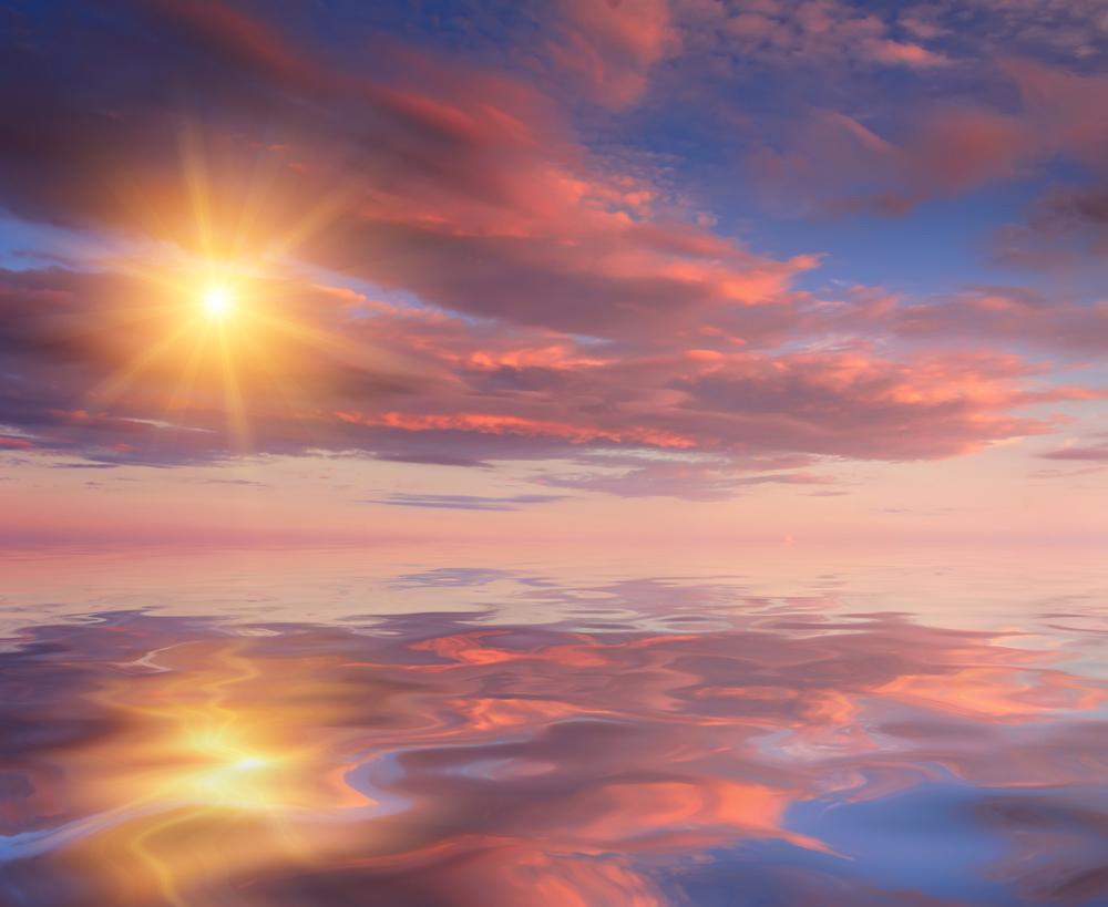 tramonto arabeschi
