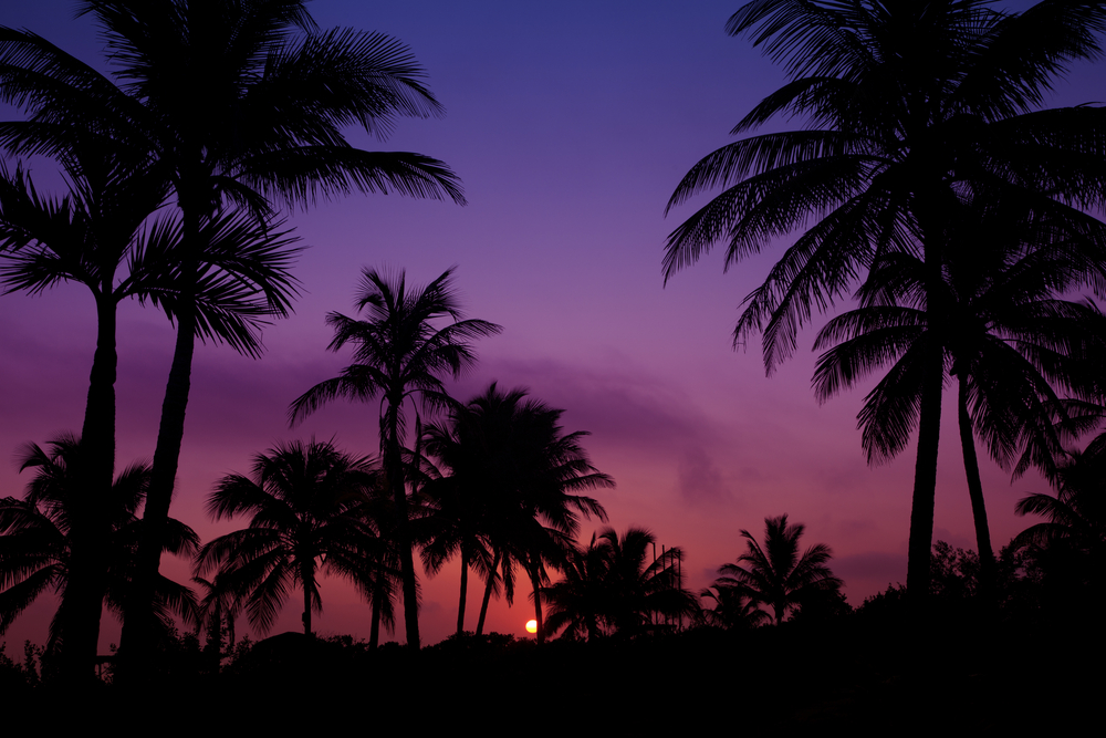 tramonto cuba