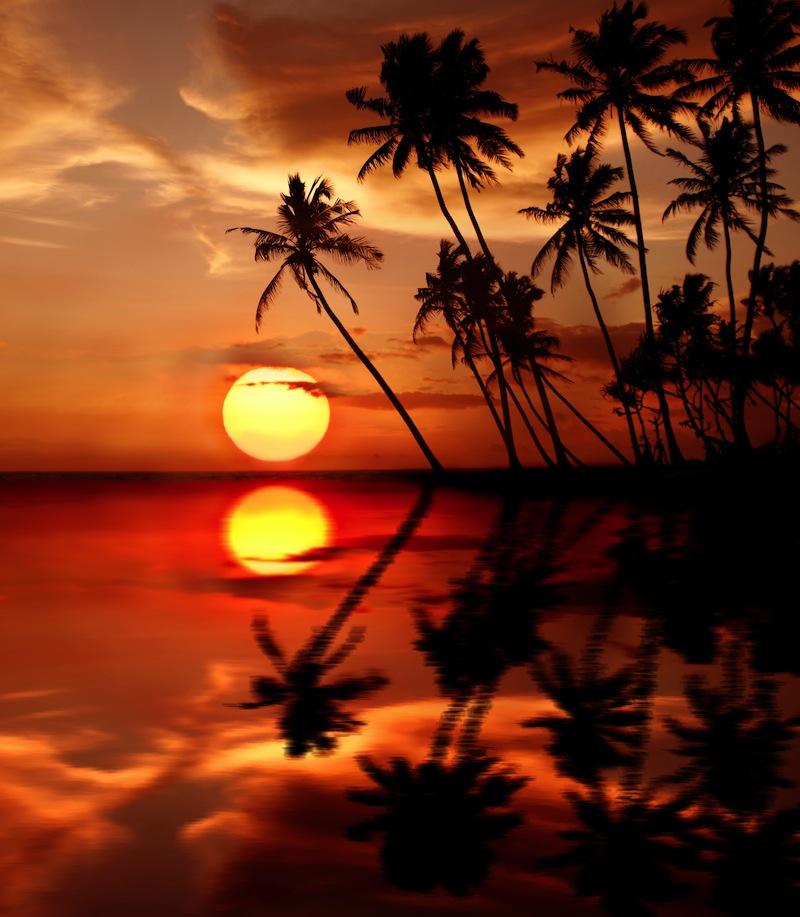 tramonto santo domingo