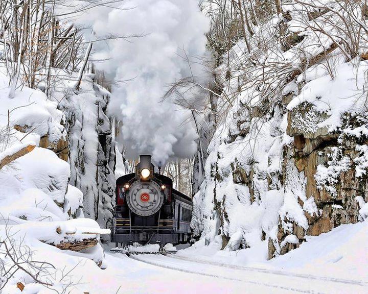 treno neve