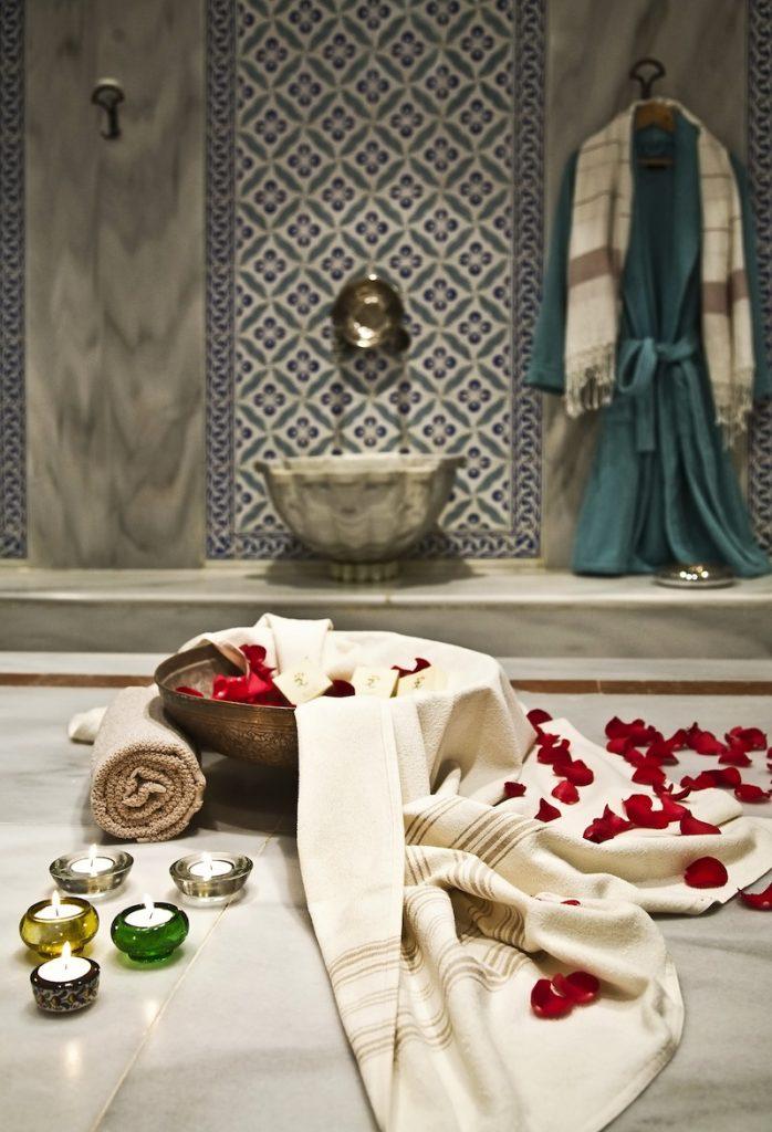 turkish bath hammam