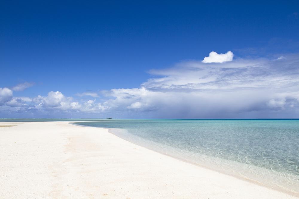 turquoise lagoon fiji