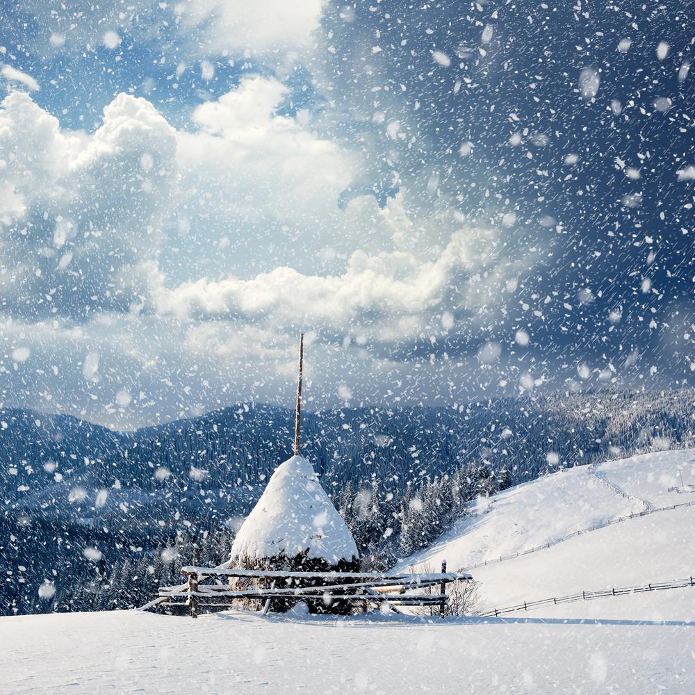 ucraina neve