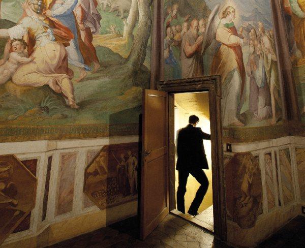 vaticano entrata foto marco asaloni