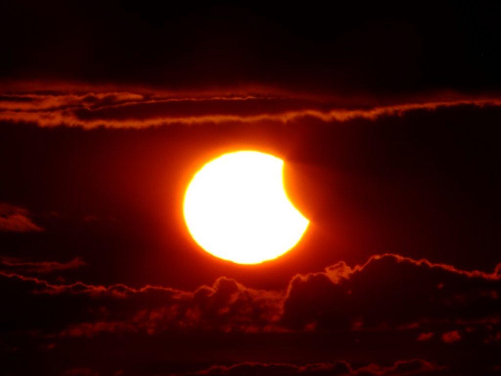 venere eclissi
