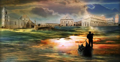 venezia quadro