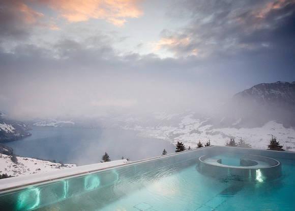 villa honegg lucerna svizzera