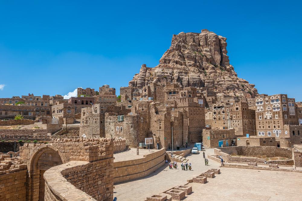 village Yemen