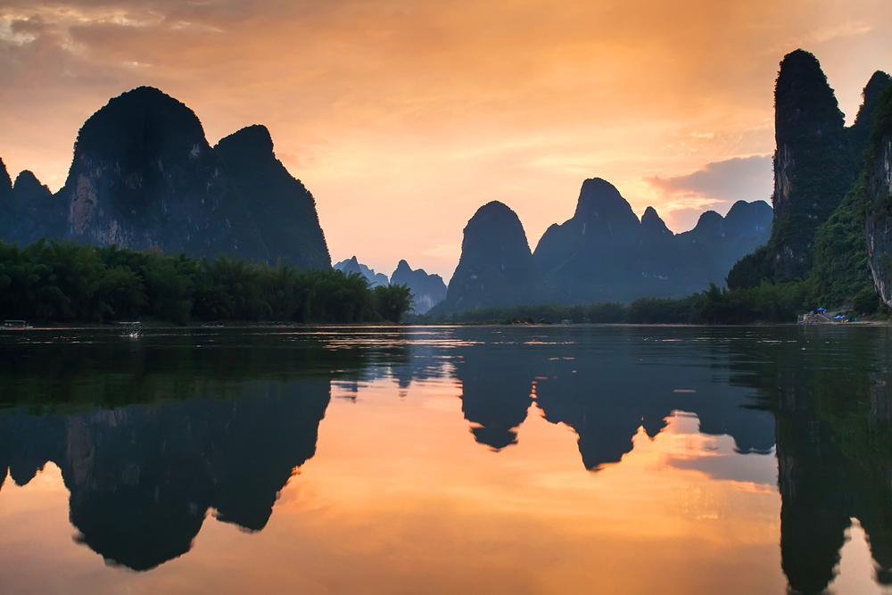 yangshuo in guilinchina