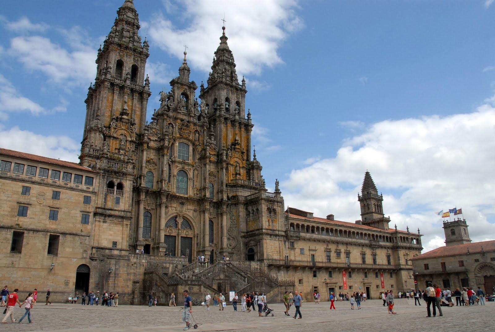 Itinerari del Cammino di Santiago