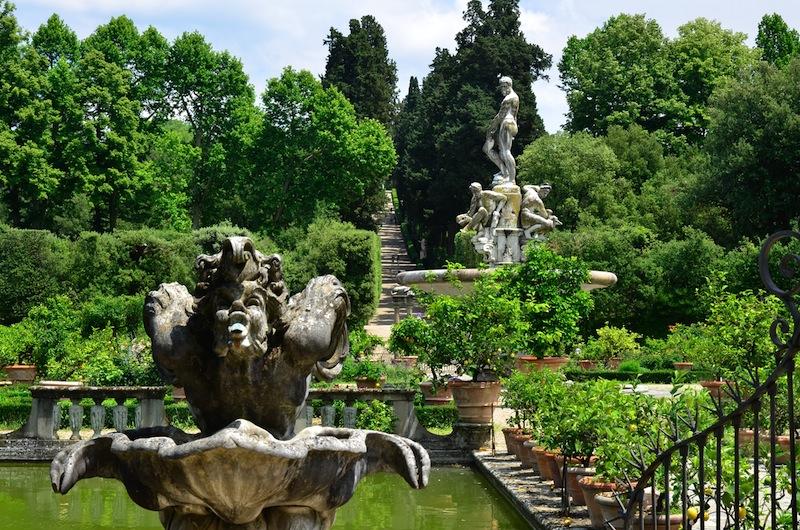 Il Giardino di Boboli Firenze