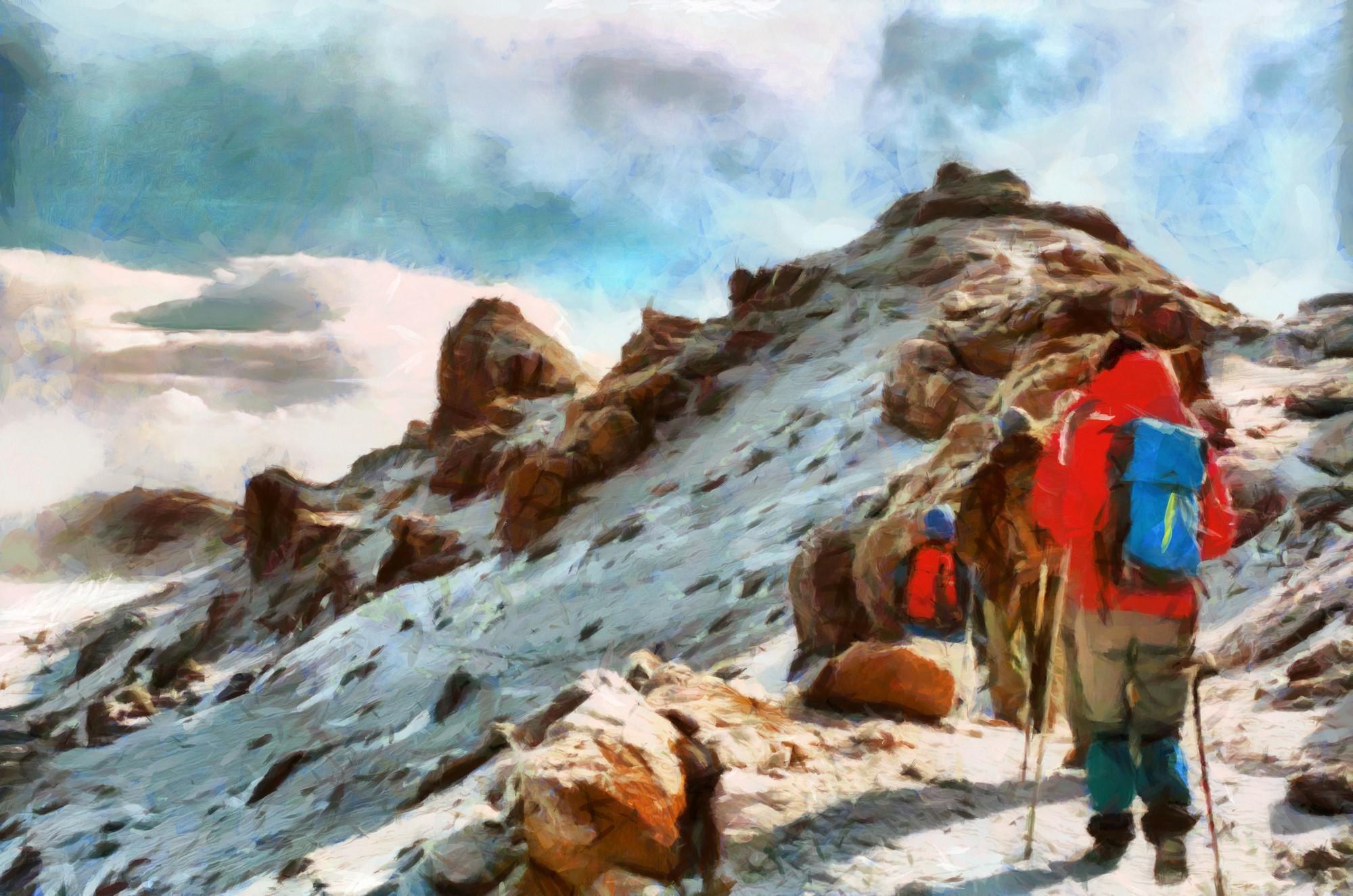 Organizza il tuo viaggio sul Kilimanjaro